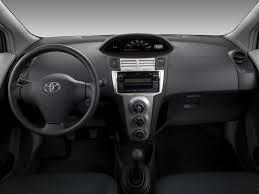 2008 Toyota Yaris Cockpit Interior Photo | Automotive.com