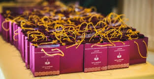 South asian wedding favors