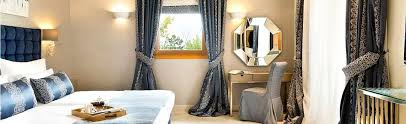Hree Bedroom Family Suites At Porto Sani Can Sleep Up To 7 People, A Maximum
