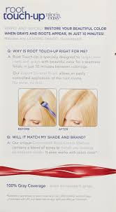 Amazon.com: Clairol Nice 'n Easy Root Touch-Up 9 Matches Light Blonde Shades  1 Kit, (Pack of 2): Beauty