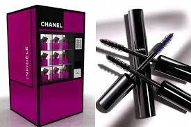 Chanel Vending Machine New You Can Now Buy Chanel Out Of A Vending Machine Beauty News Livingly