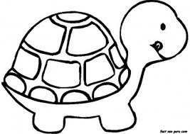 Print Out Baby Turtle Coloring Book Pages Printable Coloring Pages