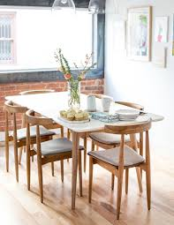 mid century modern dining table. Mid-century Modern Dining Table And Chairs Have Entered Our Space! We Moved Into This House On Elm Street Two Years Ago, A New Has Been Mid Century