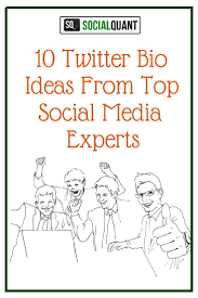 Best 25 Twitter bio ideas on Pinterest