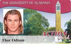 Best University Scannable Of - Fake Id Alabama Student Idviking Ids