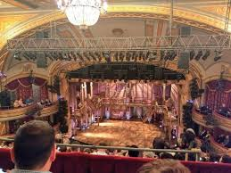 Richard Rodgers Theater Seating Chart View Richard Rodgers Theatre Section Rear Mezzanine C Row B