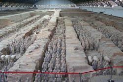 Реферат Древний Китай Терракотовая армия