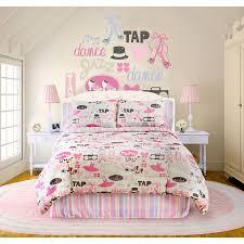 Raspberry Bedroom Shop 4 Piece Little Dancer Raspberry Queen Comforter Set At Lowescom