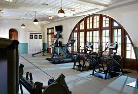 home gym lighting. Gym Lighting Design Modern Home With The Hicks Pendants And Stylish Recessed . Exercise Room G H