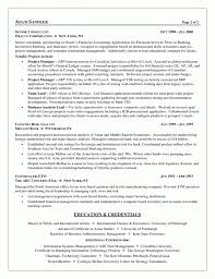 Business Analyst Sample Resume Finance Business Analyst Sample Resume Finance O60 Domain Templates Banking 2