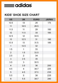 Adidas Kids Size