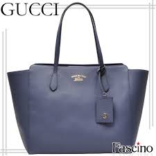 gucci bags blue. gucci bags gucci bag swing large tote bag blue leather 354397cao0g4246 / c