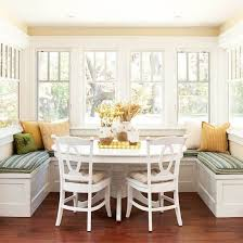 kitchen window seat with table. Brilliant Table Cottage Kitchen Design Ideas And Window Seat With Table H