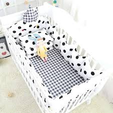 absolutely smart cradle comforter set pink and gray chevron baby bedding of 4 per