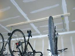 wall mount bike rack diy bike racks for garage floor bikes hanging bike rack for garage