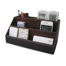 luxury office desk accessories. Luxury Leather 6PCS/Set Office Desk Organizer Set Stationery Holder Pen Cup Business Card Tissue Box Mouse Pad T45K-in From \u0026 School Accessories A