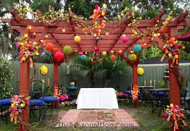 Extraordinary Small Backyard Weddings On A Budget Pictures Ideas Backyard Wedding Decoration Ideas On A Budget