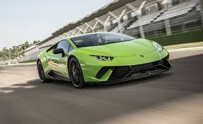 2018 lamborghini pink. wonderful lamborghini 2018 lamborghini huracan performante first drive  review car and driver on lamborghini pink h