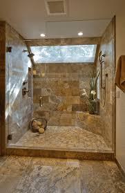 large tiles for bathroom patterned tan wall paint wide rectangular frameless mirror rectangular white porcelain washbasin steel sink table