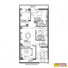 best house plan for 30 feet 60 feet plot plot size 200 square yards 20