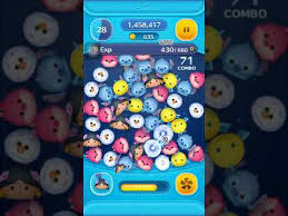 Tsum Exp Score Chart Tsum Tsum Earn 660 Exp In 1 Play With A Skill That Makes Hearts Appear With Character Bonus