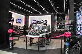 nyx cosmetics opening at westfield garden state plaza