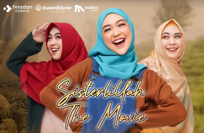 Nonton dan download Streaming Film Sisterlillah the Movie (2021) Subtitle Indonesia full movie
