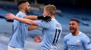 Man City 2-0 PSG (Agg: 4-1): Pep Guardiola's side make history to reach  first Champions League final | Football News