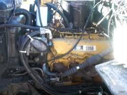 caterpillar 3208 motor
