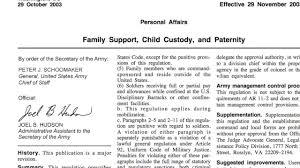 Military Divorce Laws In Florida
