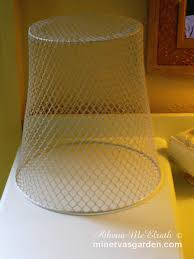 Diy Lampshade Diy Decorate Lamp Shade Diy Coffee Filter Lamp Shade Great Clip