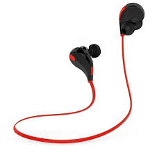 iphone earbuds. minisuit sporty jogging wireless earbuds headphones with microphone for iphone 7 plus, 6, iphone