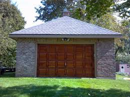 hanson garage doorGarage Door Stain and Varnish Project in Waukesha  Lakeside Painting