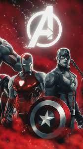 Avengers Endgame Superheroes 4K ...
