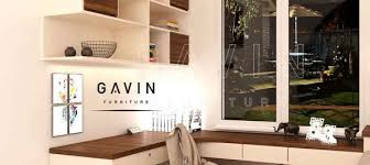 design a home office. Desain Interior Ruang Kerja Home Office By Gavin Design A