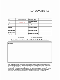 Fax Cover Page Sample Capriartfilmfestival