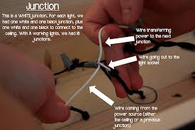 diagram for how to make diy light fixture