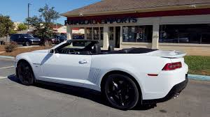 2014 Chevrolet Camaro SS Convertible - For Sale - Formula One ...