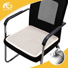 computer chair seat cushion. Almofada Breathable 3D Cushion Coussin Office Chairs Seat Car Cushions Computer Chair Coussins Solid S