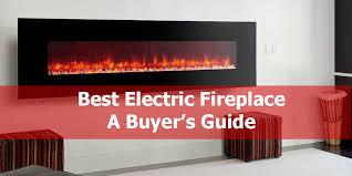 best electric fireplace june 2017