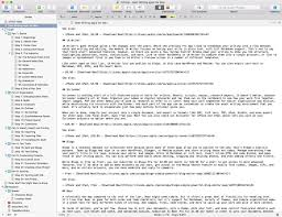 best writing apps for mac imore scrivener is nothing short of a full featured suite of tools for writers novels scripts essays research papers it doesn t matter because scrivener