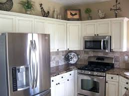 painted kitchen cabinets with white appliances. White Cabinets With Appliances Gray Kitchen Painted C