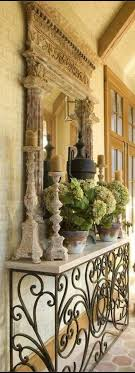 Old World, Mediterranean, Italian, Spanish U0026 Tuscan Homes U0026 Decor