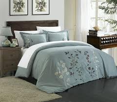 decoration kathy ireland comforter set chic home bib us 7 piece kylie fl embroidered king