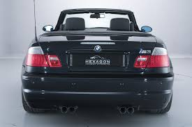 Sport Series 2006 bmw m3 : BMW M3 (E46) SMG CONVERTIBLE (2006 / 56 PLATE) | Hexagon