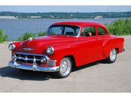 1953 Chevrolet Bel Air for Sale on ClassicCars.com