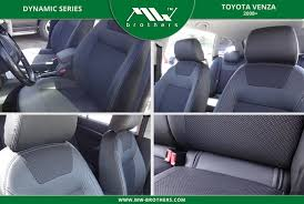 toyota venza 2008 seat covers photo 7