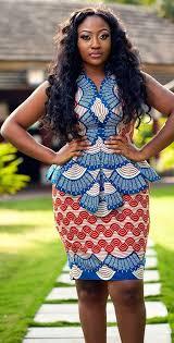 African Khanga Designs African Dresses Styles African Fashion Ankara Kitenge