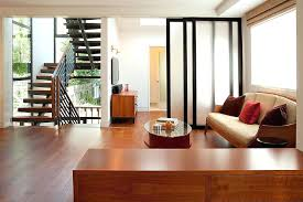frosted glass room divider custom doors used as dividers can be folded away when not needed