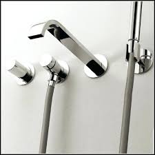 delta wall mount tub faucets enchanting mounted bathtub with hand shower full size of bathroom design